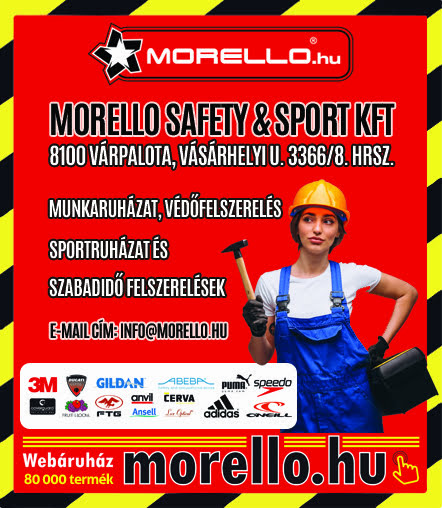 Morello Safety & Sport Kft.