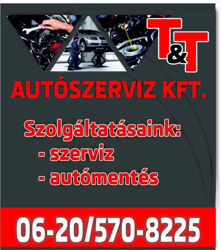T&T Autószerviz Kft