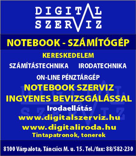 Digitál Szerviz