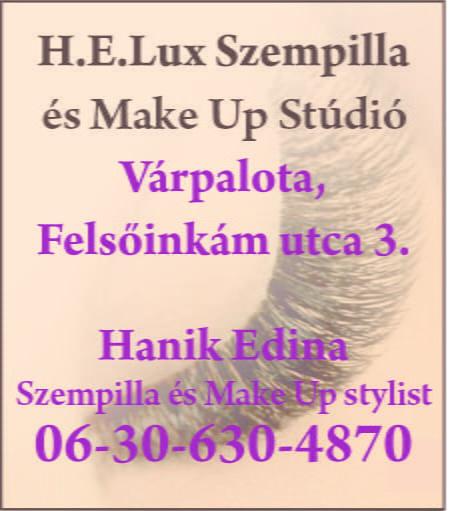 H.E.Lux  Szempilla és Make up Stúdió