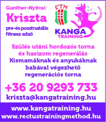 Kanga training