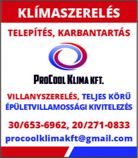 ProCool Klíma Kft