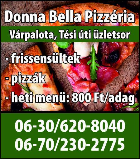 Donna Bella Pizzéria