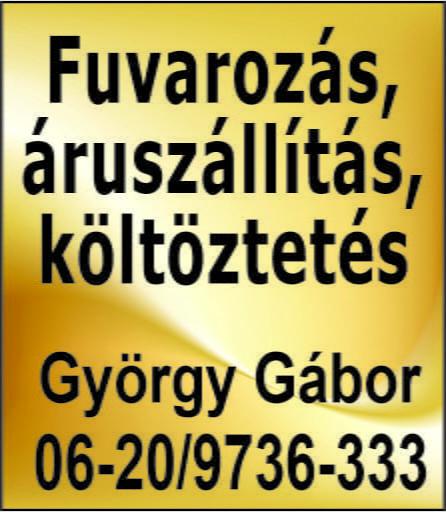 György Gábor