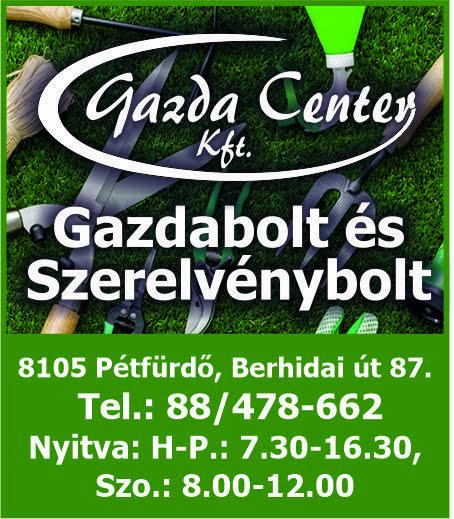 Gazda Center Kft.
