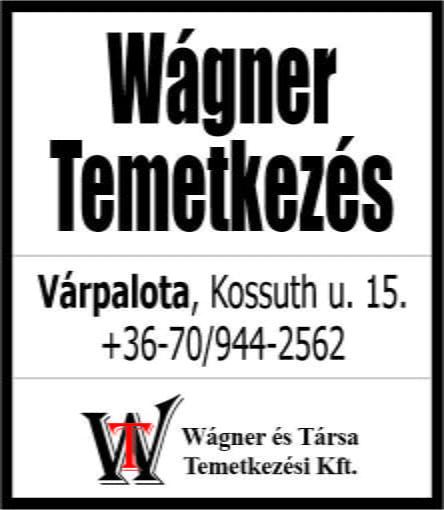Wágner és Társa Temetkezési Kft.