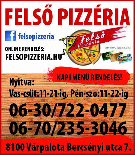 Felső Pizzéria