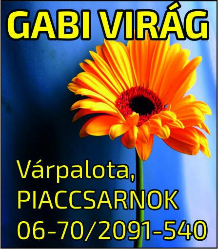 Gabi virág