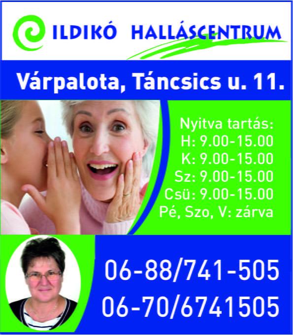 Ildikó Halláscentrum