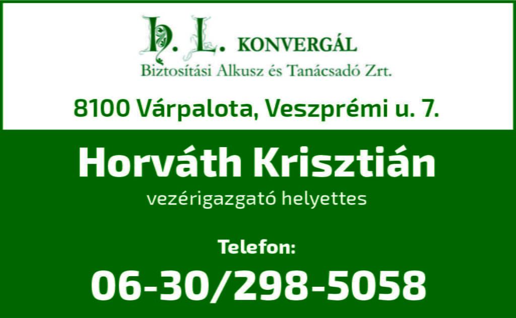H.L. Konvergál Biztosítási Alkusz és Tanácsadó Zrt.